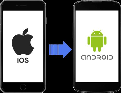 Migrar de iOs a Android sin tener pesadillas